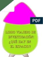 LIBRO VIAJERO DE INVESTIGACIÓN