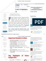 Union Budget 2015-16 Highlights _ PDF Download _ Gr8AmbitionZ