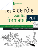 Jeu de Roles Pour Les Formateurs PDF