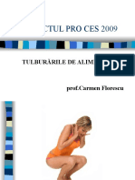 Tulburarile de Alimentatie - Psih. Carmen Florescu