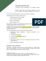 Tradução - Orientações Para Gravidez Intrauterina Viável