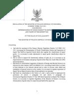 Minister of Finance Regulation No 75-Pmk.011-2012%5b1%5d