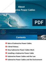 About SubPower Cables 2011
