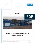 Cde m2500 Manual - Sp648_laes