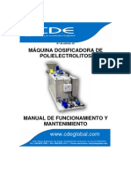 CDE Floculante