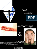 Haemorrhage & Shock