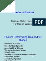Gillette Indonesia
