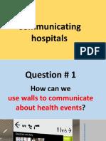 Communicating hospitals