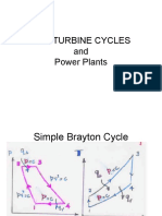 000 TD C 5.1 GAS TURBINE CYCLES  18.04.2012.ppt