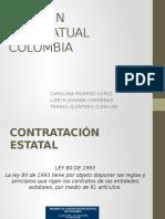 Regimen Contratua Colombia