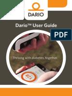 Dario Smart Glucose Meter User Guide