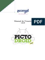 Manual Pictodroid Lite Castellano v2