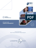 Brosch++re Logistics Management