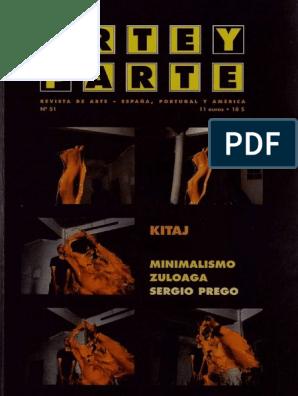 Arte Y Parte Revista Escultura Pinturas