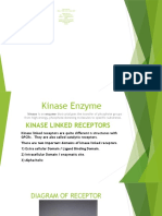 Kinase Linked Receptors