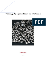 Viking Jewellery From Viking Jewellery from the island of Gotland