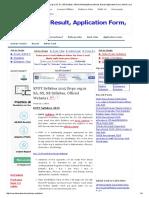 KVPY Syllabus 2015 (kvpy.org.pdf
