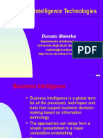 Business Intelligence Technologies (1)