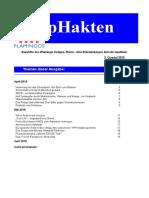 4Flamingos pHakten 2. Quartal 2015