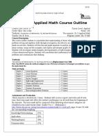 mfm2p course outline 16