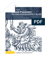 Blood Passover Ariel Toaff