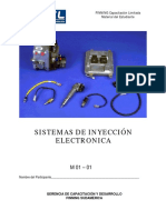 Sistemas de Inyeccion Electrónica