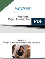 Modulo I Obl. y Responsabilidades Del Cajero