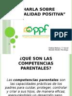 Charla Sobre Parentalidad Positiva (1)