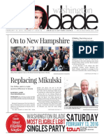 Washingtonblade.com, Volume 47, Issue 6, February 5, 2016