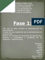 Gestion Empresarial Grupo 3 Olga Soteldo UFT