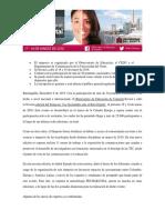 Nota de Prensa 0 - Simposio 2016