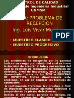Muestreo Clasico y Progresivo
