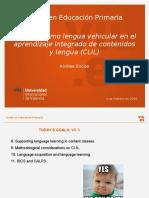 vc3 CLIL