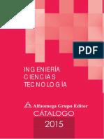 Catalogo Tecnico Alfaomega 2015