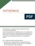 Antinomias