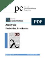 [Maths] 4.6.1 Derivadas.Problemas