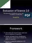 3 - Evaluation