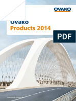 Ovako Products 2014