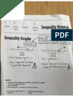 29  inequality symbols
