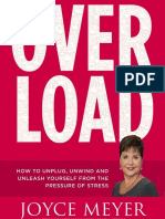 Overload by Joyce Meyer, Chapter 1
