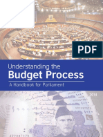 Budget Process Pakistan