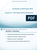 EC 2014 Aula3 Introducao Ao Project