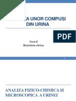 Urina Curs