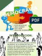 Democracia Once