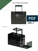 Hologram 4D Concept