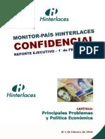 03 - Monitor - Pais 03 - Principales Problemas y Política Económica (1!02!2016)