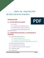 UD 4 Parametros de Adquisicion de RM