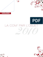 Catalogue Tampo 2010