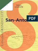 Catalogue Ligaran livres San-Antonio grands caractères