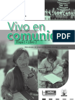 Guía Tutor Etapa I L2 Vivo en Comunidad